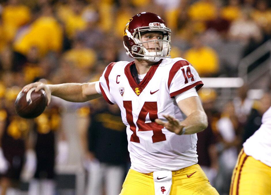 USC-Darnold-Draft Football