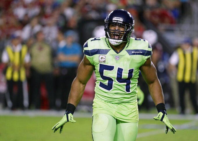 Wagner educates himself to get new deal done with Seahawks