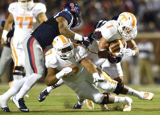 Tennessee Improved Line Football
