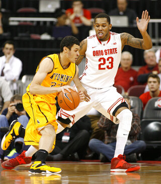 Wyoming Ohio State Basketball