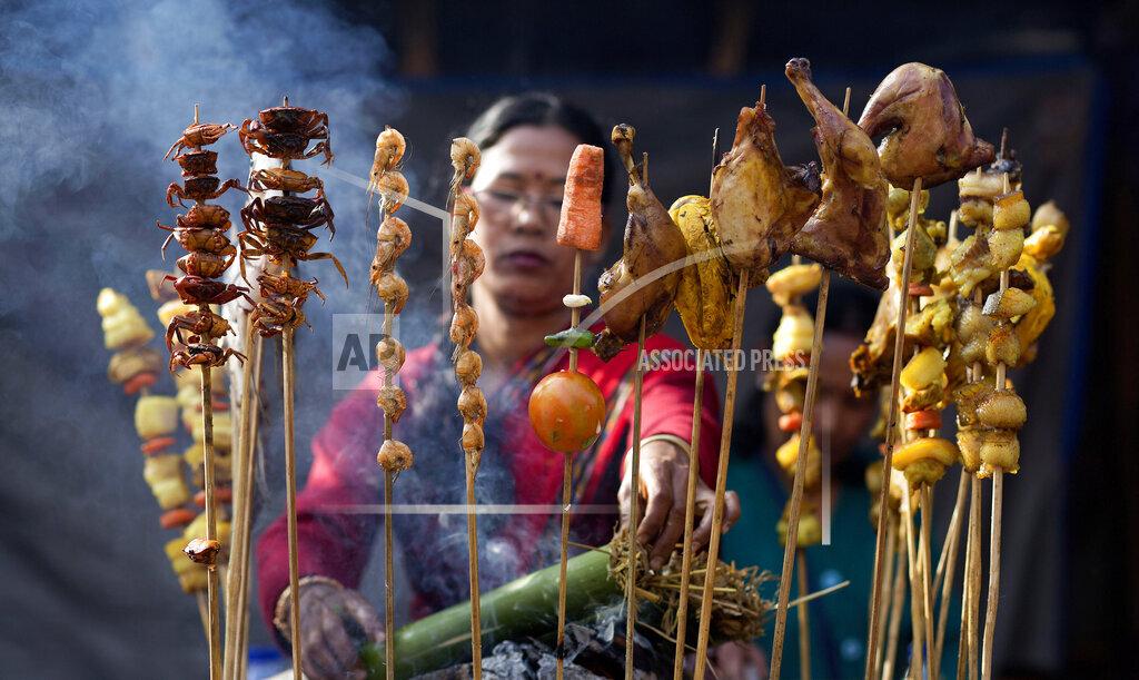 APTOPIX India Daily Life