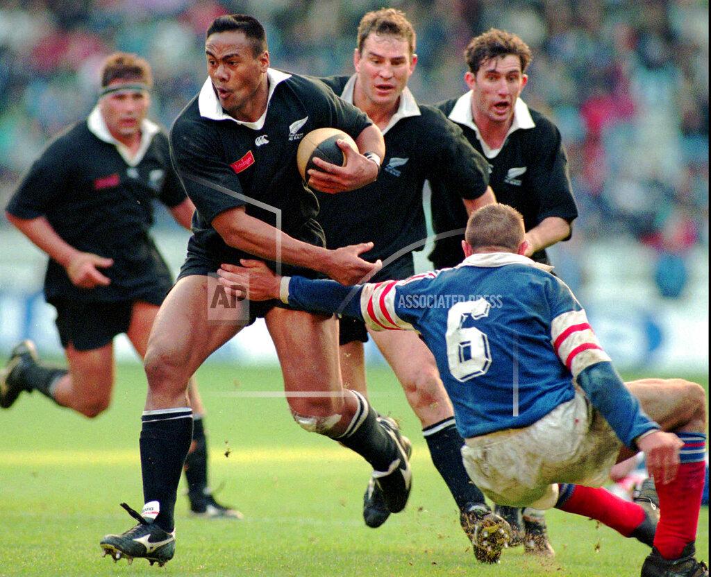 Rugby Obit Lomu