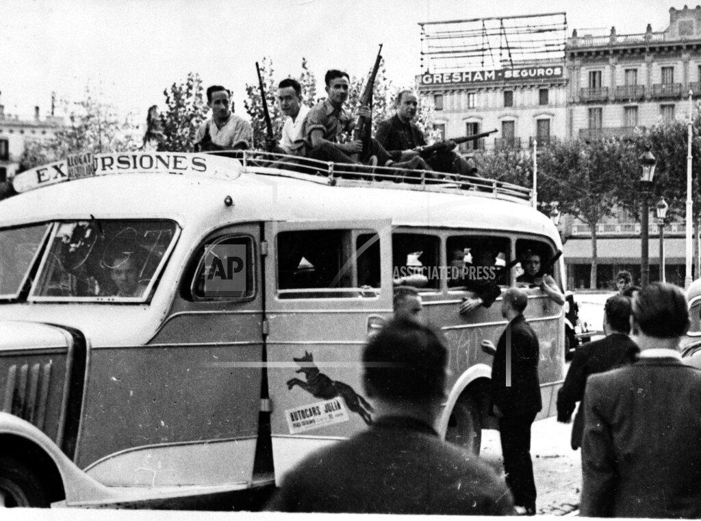 Watchf AP I   ESP APHS Spanish Civil War 1936