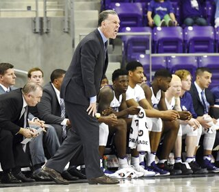 St Thomas TCU Basketball
