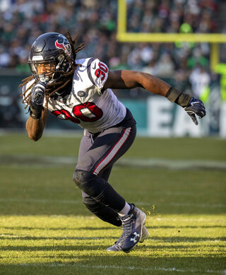 Texans Clowney Franchise Tag Football