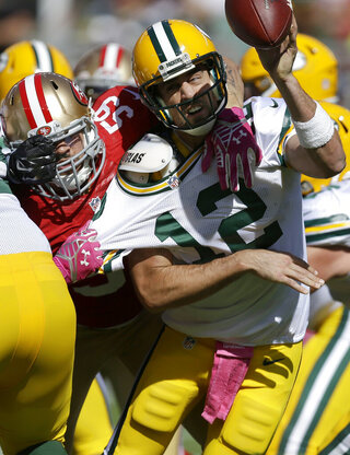 Aaron Rodgers, Aaron Lynch