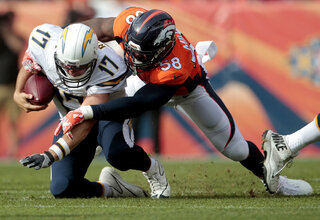Chargers Broncos Preview Football