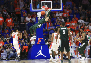 Michigan St Florida Basketball