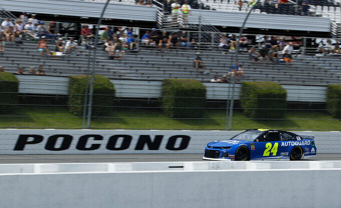 NASCAR Cup Series at Pocono