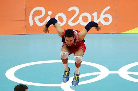 Rio Olympics Volleyball Mens