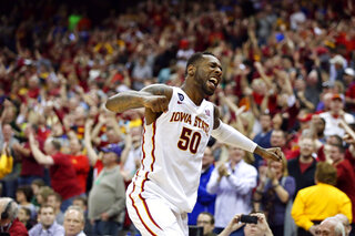 B12 Baylor Iowa St Basketball