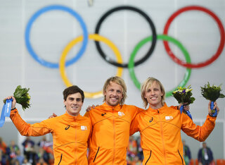 Olympics Dutch Dazzle