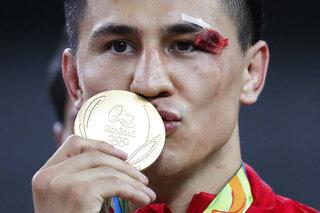 Rio Olympics Wrestlin Men