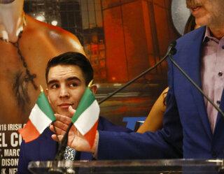 Michael Conlan Boxing