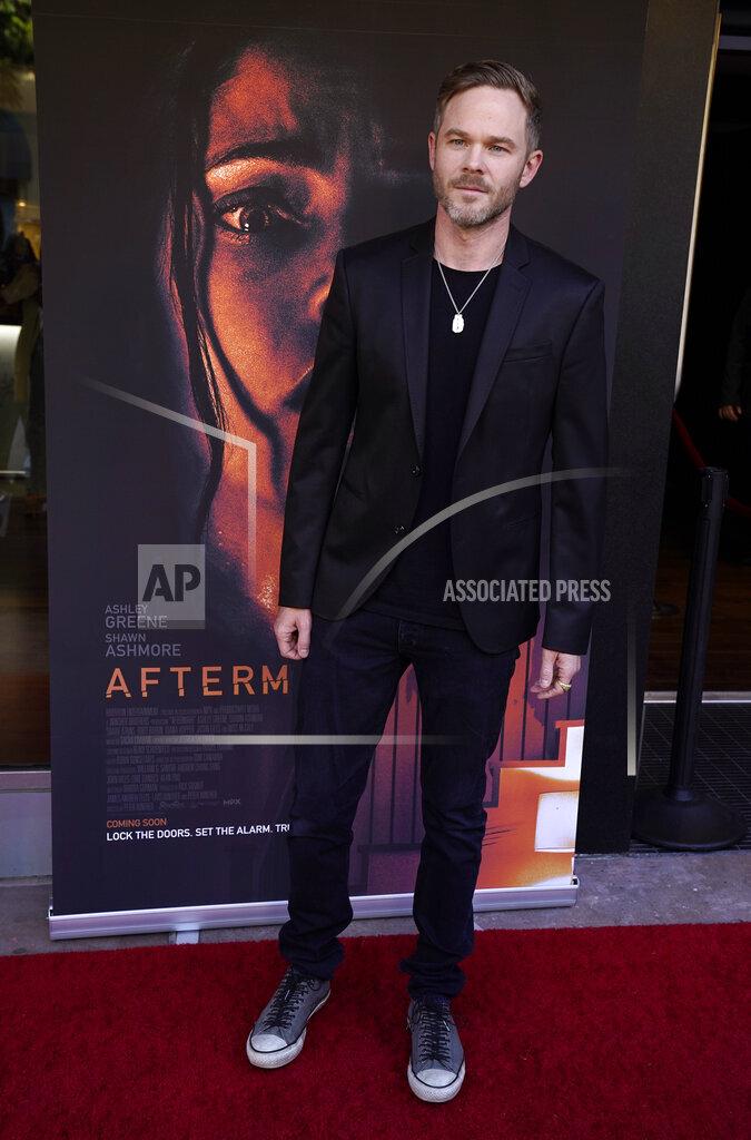 "LA Premiere of ""Aftermath"""