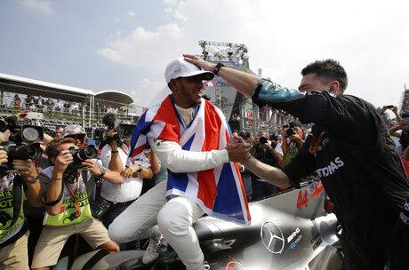 APTOPIX Mexico F1 GP Auto Racing