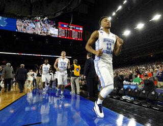 NCAA Syracuse North Carolina Final Four Basketball