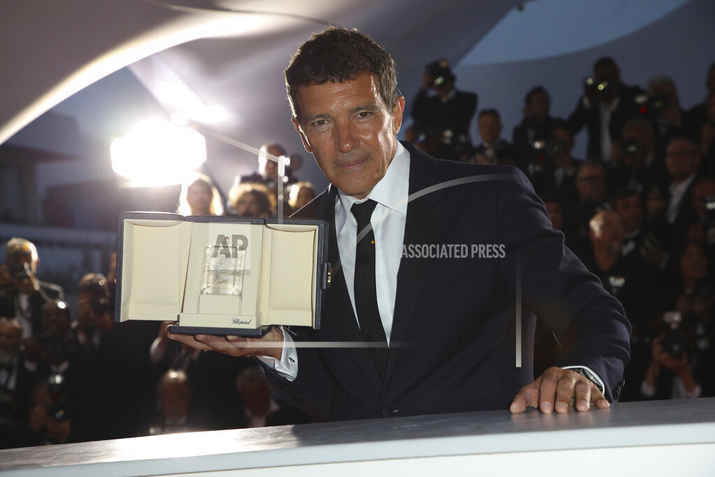 APTOPIX France Cannes 2019 Awards Photo Call