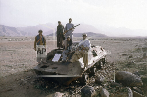 Soviet Invasion and Occupation of Afghanistan
