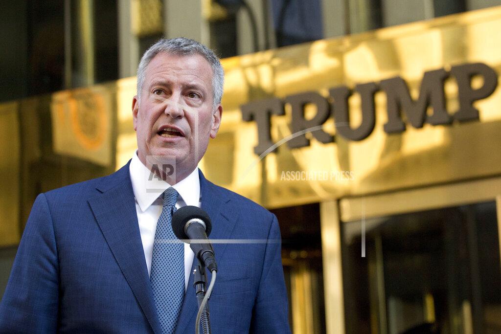 Trump-Inauguration-NYC Protest