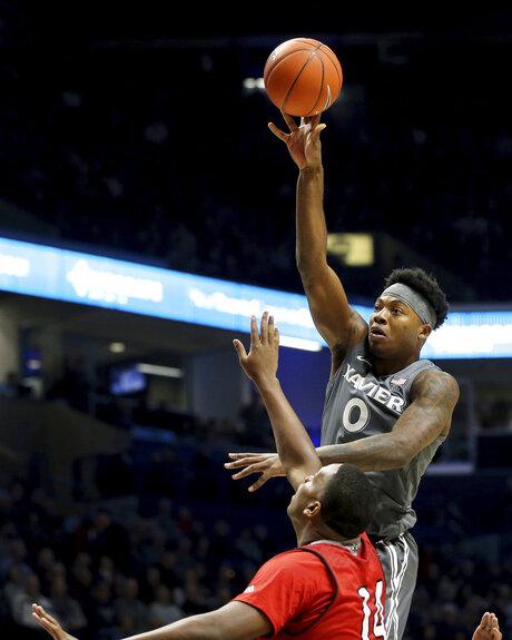 Miami Ohio Xavier Basketball
