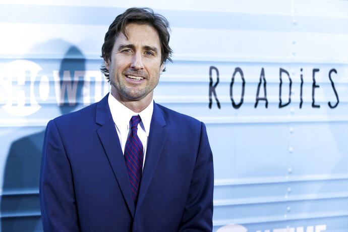 FILE - In this June 6, 2016, file photo,Luke Wilson arrives at the Season One Premiere of