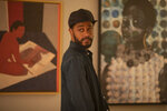 This image released by Universal Pictures shows LaKeith Stanfield in a scene from