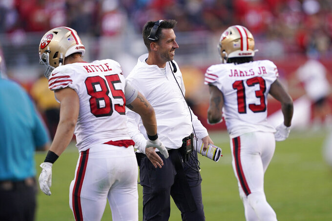 49ers look to end 8-game skid vs. NFC West rival Cardinals