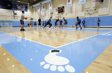 UNC Wilmington Florence Basketball