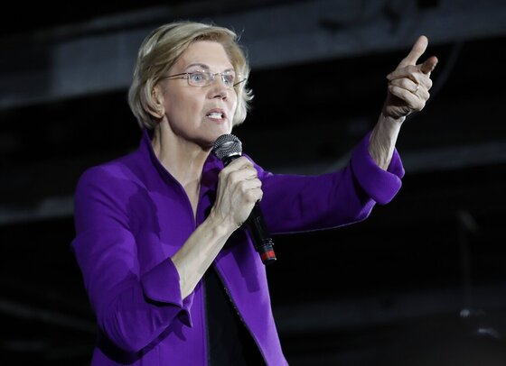 Election 2020 Warren The Wonk