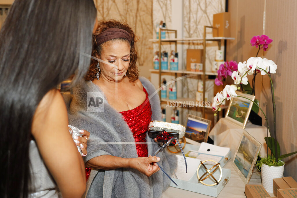 The Backstage Creations Giving Suite at the 73rd Emmy Awards