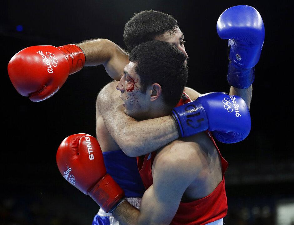 Rio Olympics Boxing Men