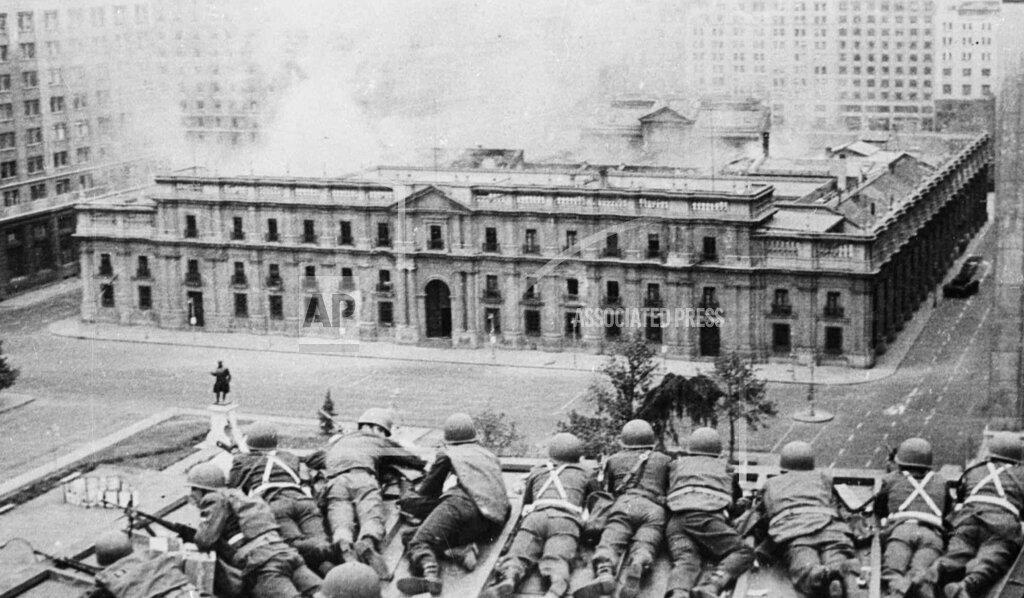 Associated Press International News Chile CHILE PINOCHET