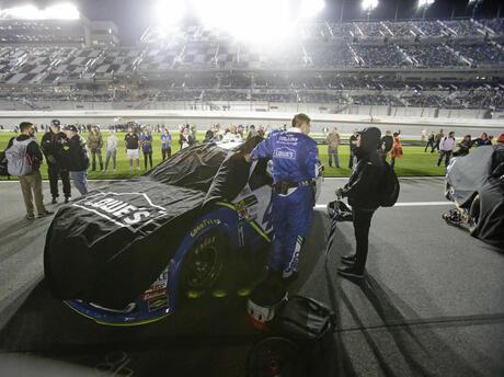 NASCAR Daytona Clash Auto Racing
