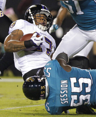 Ray Rice,  Clint Session