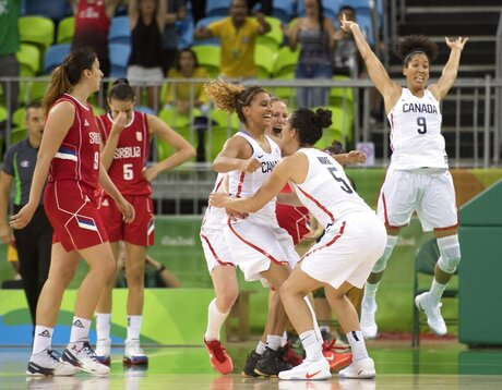 Brazil Rio Olympics Basketball