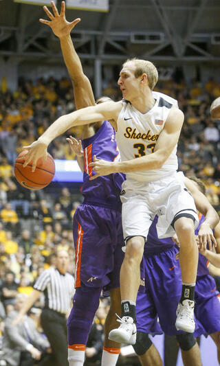 Evansville Wichita St Basketball
