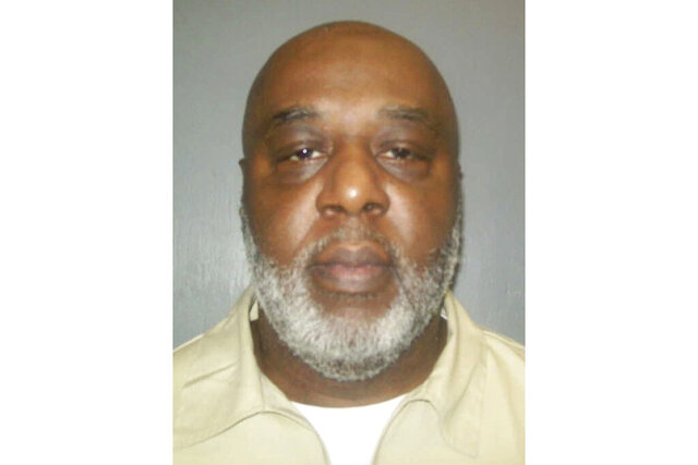 This undated photo provided by South Carolina Department of Corrections show inmate Oscar James Fortune, who has spent 13 years in a South Carolina prison, had his murder conviction overturned because a prosecutor suggested in his closing argument all defense lawyers lie. The state's Supreme Court ruled Wednesday, Dec. 4, 2019, that those comments were