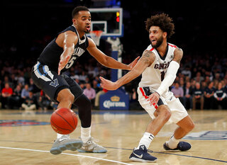 Villanova Gonzaga Basketball