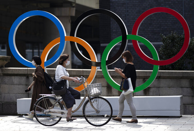 Ugandan who fled pre-Olympics camp found in central Japan