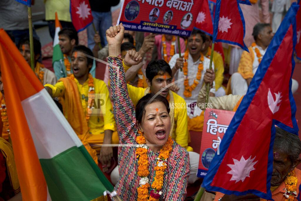 India Nepal Constitution