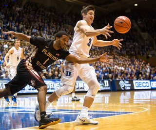 Grayson Allen, Devon Bookert