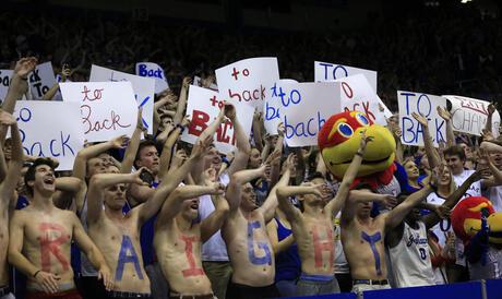 TCU Kansas Basketball