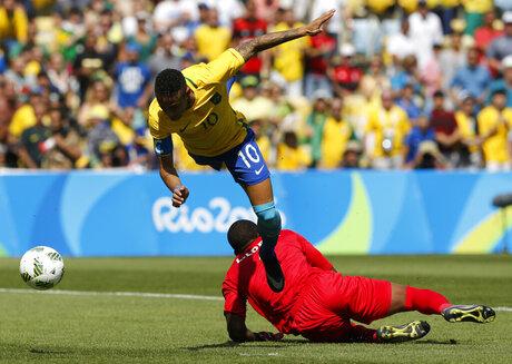 APTOPIX Rio Olympics Soccer Men