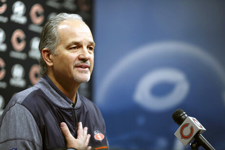 Bears Pagano Football