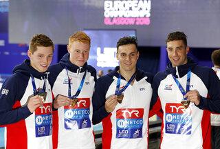 Britain Swimming European Championships