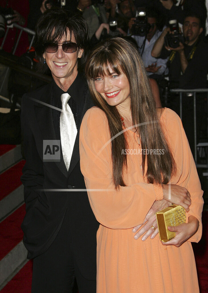 Ric Ocasek, Lead Singer of The Cars, has passed away at age 75