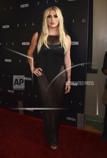 """Los Angeles Premiere of """"Pig"""""""