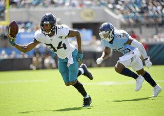 Titans Jaguars Football