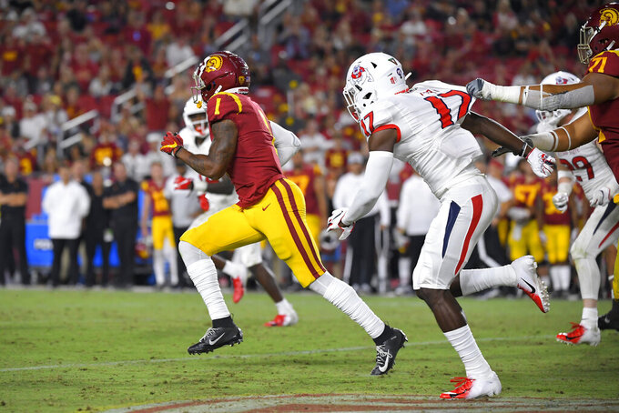 Many happy returns: KR Velus Jones Jr. shines back at USC